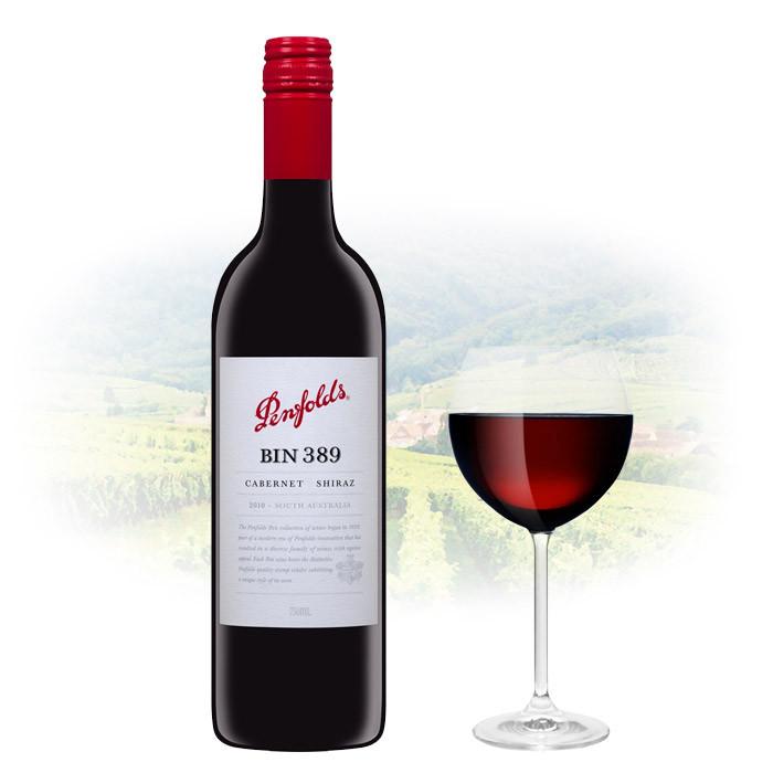 Penfolds Bin 389 Cabernet Sauvignon Shiraz Philippines Manila Wine