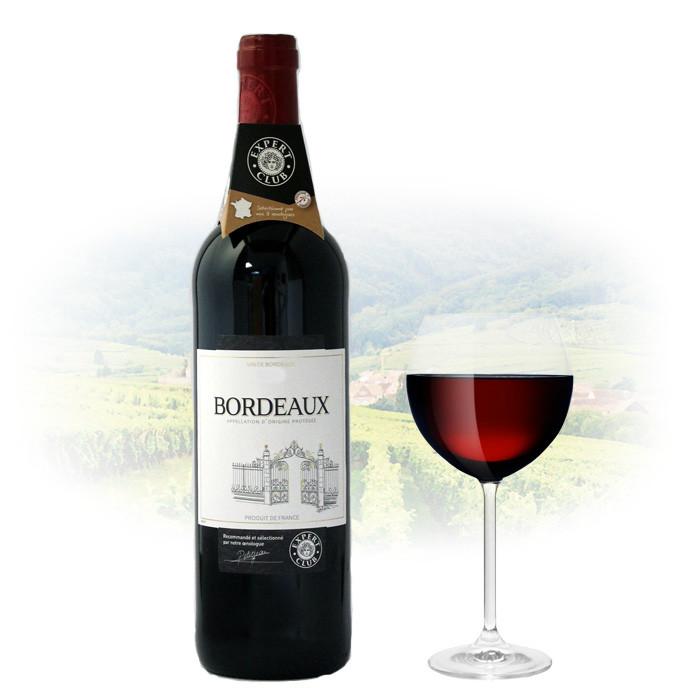 bordeaux expert club 2016 red manila wine online shop. Black Bedroom Furniture Sets. Home Design Ideas