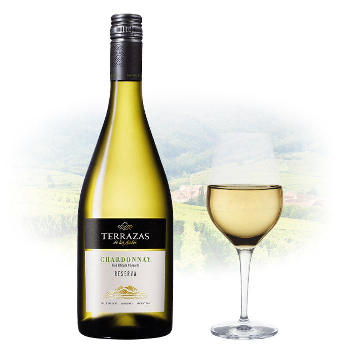 Terrazas De Los Andes Reserva Chardonnay Argentina Wine
