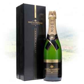 Champagne - Moët & Chandon Grand Vintage Blanc 2003 | Manila Philippines Wine