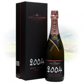 Moët & Chandon Grand Vintage Collection Rosé 2004 | Manila Wine Champagne