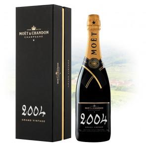 Champagne - Moët & Chandon Grand Vintage Blanc 2004 | Manila Philippines Wine