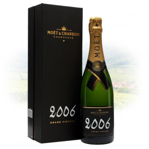 Champagne - Moët & Chandon Grand Vintage Blanc 2004 | Manila Philippines Wine