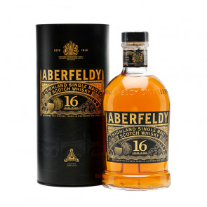 Aberfeldy 16 Year Old    Philippines Manila Whisky