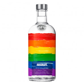 Absolut - Rainbow Limited Edition | Swedish Vodka