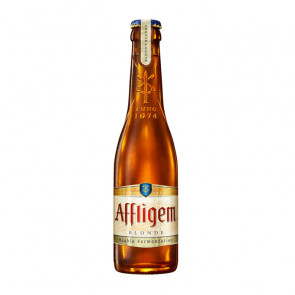 Affligem Blond - 330ml (Bottle) | Belgium Beer