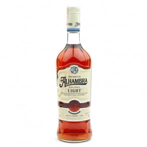 Alhambra - Solera Light - 1L | Spanish Brandy