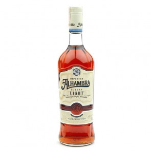 Alhambra Solera Light - 700ml | Spanish Brandy