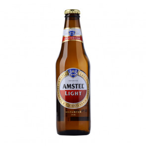 Amstel Light - 355ml (Bottle) | Dutch Beer
