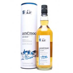 AnCnoc 16 Years Old | Single Malt Scotch Whisky | Philippines Manila Whisky