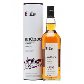 AnCnoc 18 Years Old | Single Malt Scotch Whisky | Philippines Manila Whisky