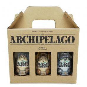 ARC Archipelago 3x200ml Gift Pack | Filipino Gin