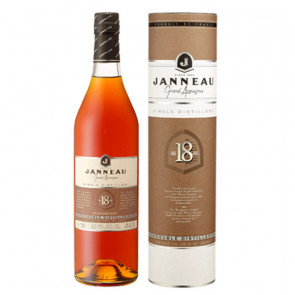 Armagnac Janneau 18 Years Old | French Brandy