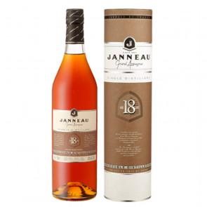 Armagnac Janneau 18 Years Old | French Brandy