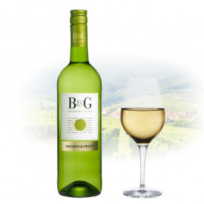 Barton & Guestier - B&G Smooth & Fruity | French White Wine