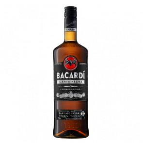 Bacardi - Black Carta Negra - 1L | Bermudian Rum