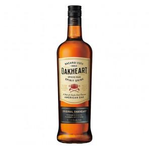 Bacardi - Original Oakheart - Spiced Rum   Bermudian Rum