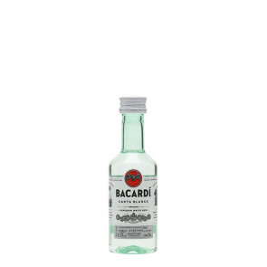Bacardi Superior 5cl Miniature | Manila Philippines Rhum