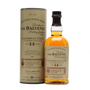 Balvenie 14 Year Old Caribbean Cask | Philippines Manila Whisky