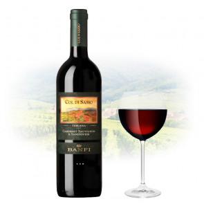 Banfi - Col di Sasso   Italian Red Wine
