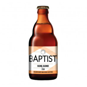 Baptist Blonde - 330ml (Bottle) | Belgium Beer
