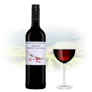 Baron Philippe de Rothschild - Les Cépages - Merlot & Cabernet Sauvignon | French Red Wine