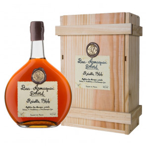 Bas-Armagnac Delord Récolte 1966 | Philippines Manila Brandy
