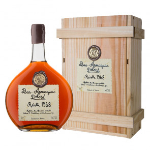 Bas-Armagnac Delord Récolte 1968 | Philippines Manila Brandy