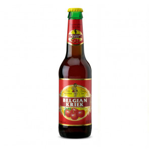 Belgian Kriek Beer - 330ml (Bottle) | Belgium Beer