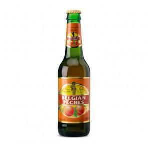 Belgian Pêche Beer - 330ml (Bottle) | Belgium Beer