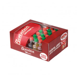 Berentzen Assorted Minis 24 x 2cl Pack | Philippines Manila Spirits