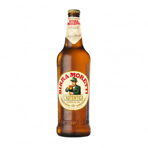 Birra Moretti - 660ml (Bottle) | Italian Beer