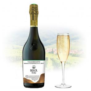 Bisol - Crede Prosecco Valdobbiadene Brut Superiore DOCG   Italian Sparkling Wine