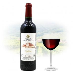 Bodegas Altanza Capitoso Semi Crianza Rioja   Spanish Wine