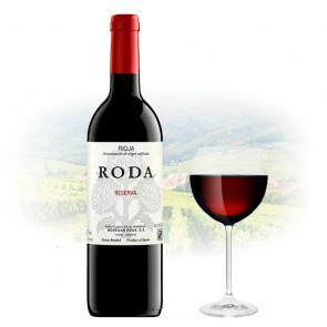 Bodegas Roda - Reserva Rioja | Spanish Red Wine
