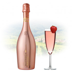 Bottega Rose Gold | Manila Philippines Sparkling Wine