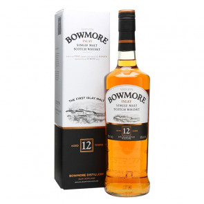 Bowmore 12 Year Old Scotch Whisky | Philippines Manila Whisky