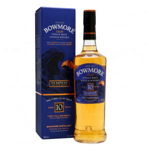 Bowmore 10 Year Old Tempest | Scotch Whisky | Philippines Manila Whisky