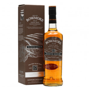 Bowmore 17 Year Old White Sands   Scotch Whisky   Philippines Manila Whisky