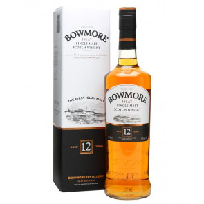 Bowmore 12 Year Old Enigma 1L Scotch Whisky | Philippines Manila Whisky