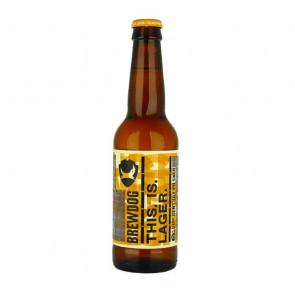 Brewdog This. Is. Lager. - 330ml (Bottle) | Scottish Beer