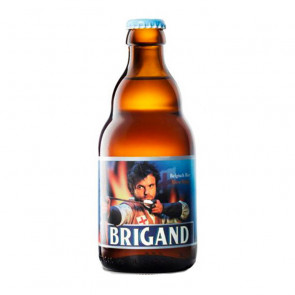 Brigand Belgian Ale - 330ml (Bottle) | Belgium Beer