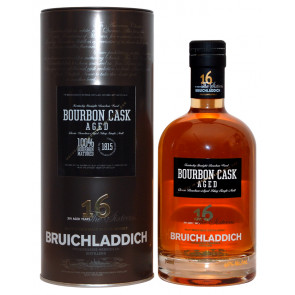 Bruichladdich 16 Years Old Bourbon Cask Aged | Single Malt Scotch Whisky | Philippines Manila Whisky