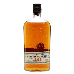 Bulleit Bourbon - 10 Year Old | Kentucky Straight Bourbon Whiskey