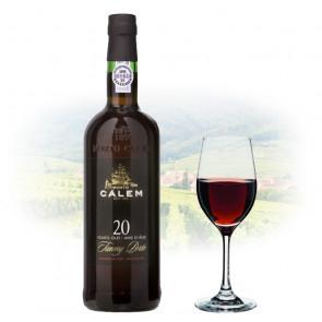 Calem 20 years Tawny Porto | Port Wine