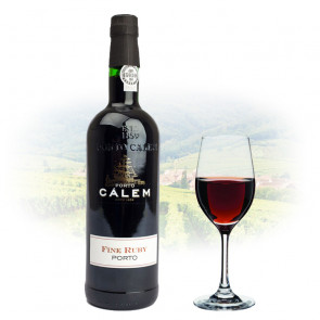 Calem Fine Ruby Porto | Port Wine