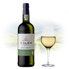 Calem Fine White Porto | Port Wine