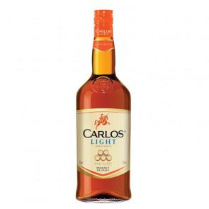 Carlos - Light - 1L | Spanish Brandy