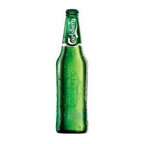 Carlsberg Beer - 330ml (Bottle) | Danish Beer
