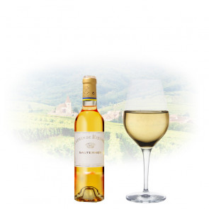 Chateau Rieussec - Carmes De Rieussec - Sauternes - 375ml (Half Bottle) | French White Wine